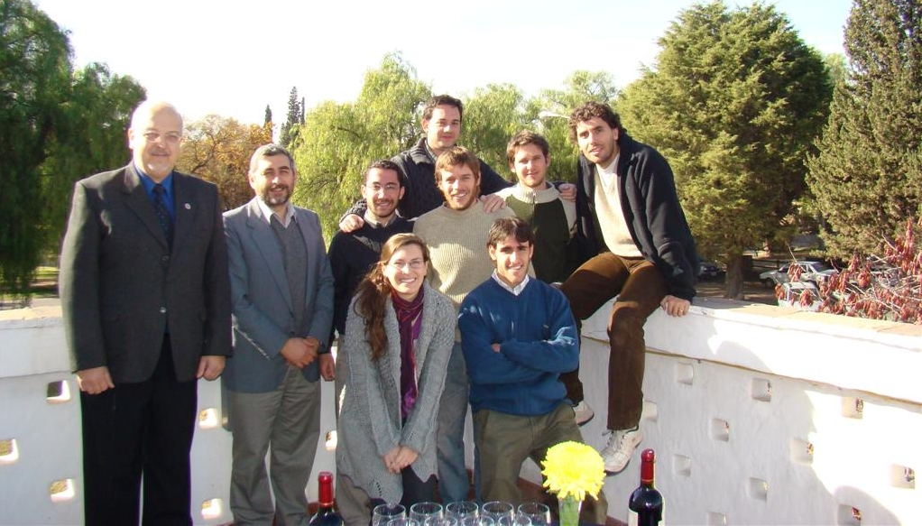 Grupo GEAA 2011