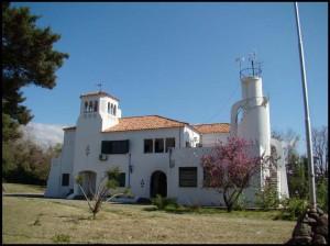 Oficinas y centro de operaciones del grupo GEAA - Observatorio meteorológico Mendoza